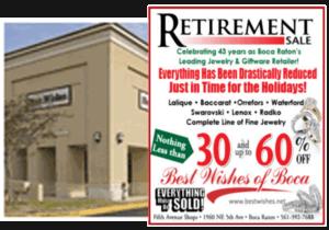 Retirement Sales